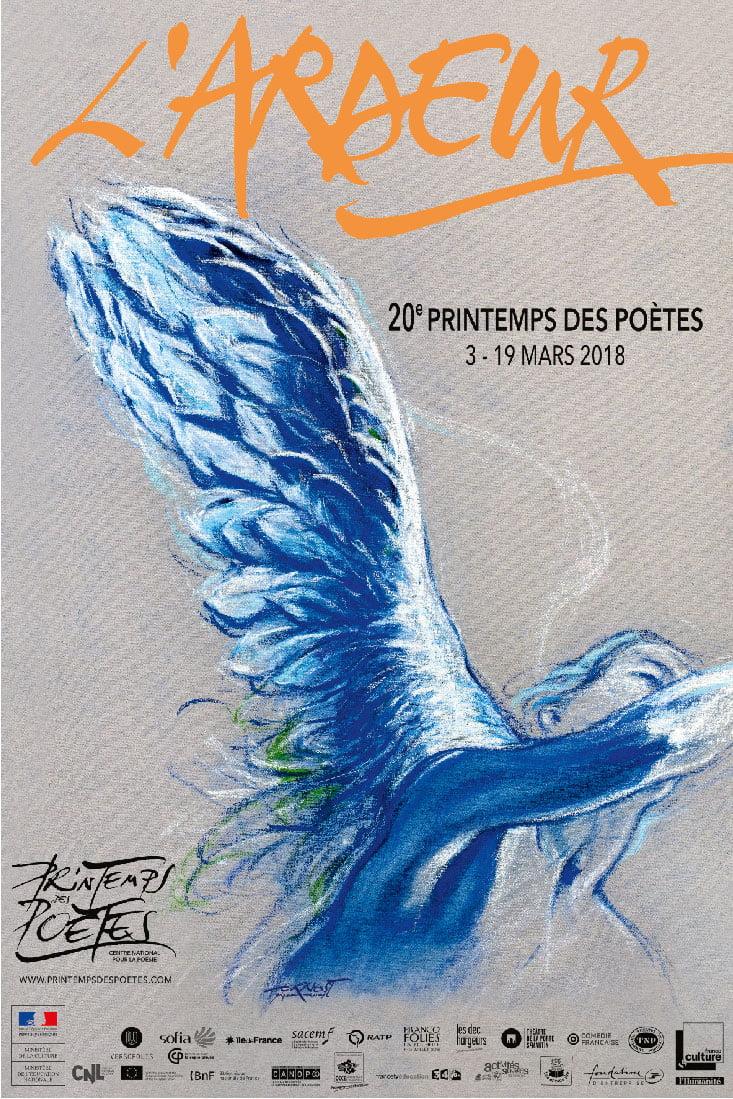 Printemps des Poètes 2018 avec Al Caz'Arts