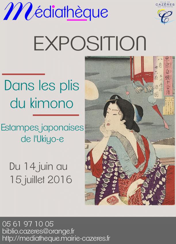 Kazères en Kimono 2016